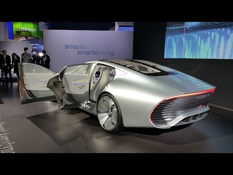 Futuristic High Tech Cars of CES 2016 | Effspot