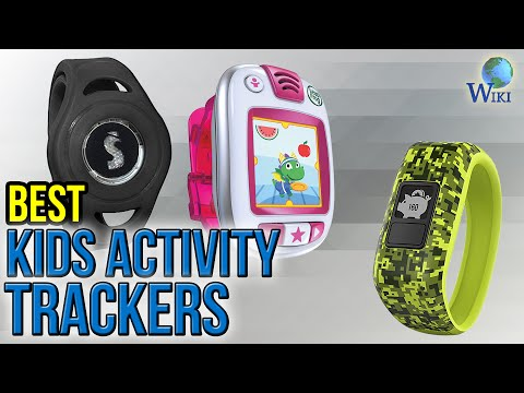 6 Best Kids Activity Trackers 2017