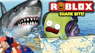 Roblox: SHARK BITE! [Gaming Grape Plays] #Shocktober