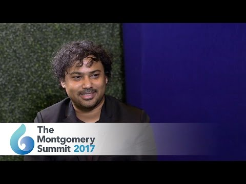 Debajyoti (Deb) Ray, Chief Data Officer of VideoAmp at The Montgomery Summit 2017