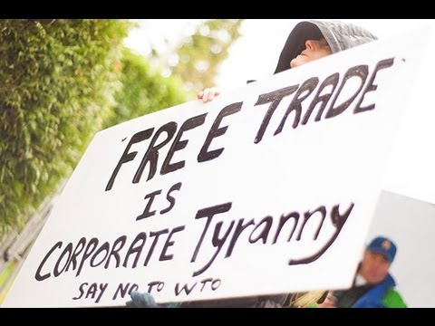 Detroit is the symptom of free trade!