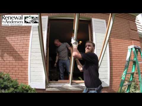 Casement Window Installation - Morton, IL - Renewal by Andersen