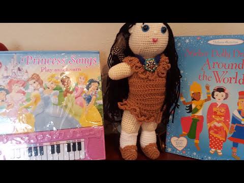 Amigurumi Boy Doll Pattern : Helenmay crochet boy and girl dolls part 1 of 3 diy tutorial youtube