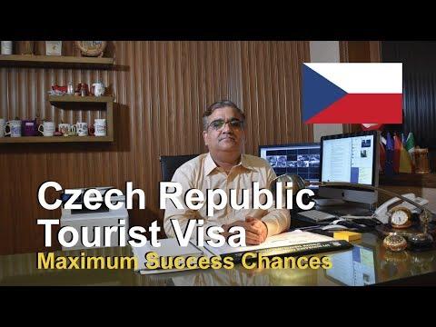 Czech Republic Tourist Visa - Maximum Chances of Success