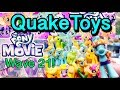 My Little Pony The Movie Wave 21 Blind Bag Unboxing MLP Full Case Sassaflash Savvy Saddles QuakeToys