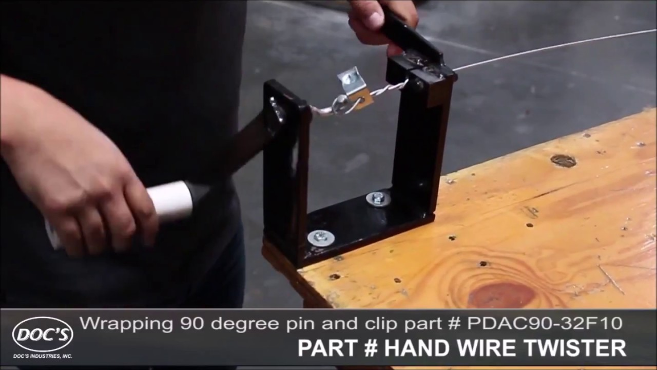 Ceilng Grid Wire Twisting Tool - YouTube