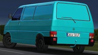 volswagen transporter t4 2 4d 97 drive links racer free game