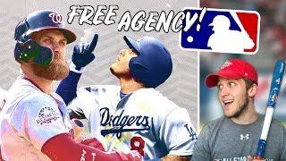 🔴Talking MLB Free Agency LIVE!