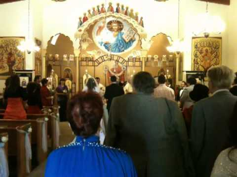 Romanian Greek-Catholic Wedding, Psalm 127 (128)