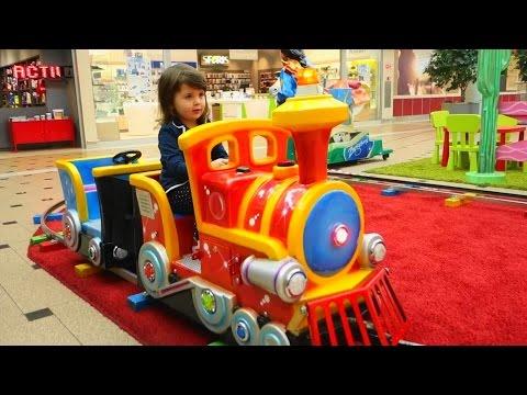 Kids Playground - Kiddy train for kids