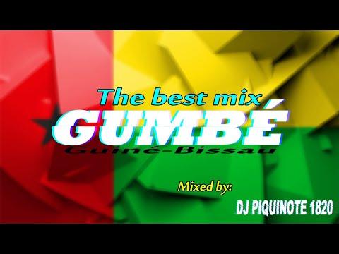 GUMBÉ Músicas da Guiné-Bissau mix 2020 by Dj Piquinote 1820