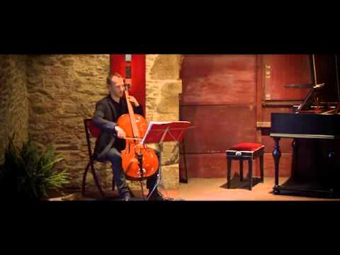 Suite for Violoncello solo (J.S. Bach)