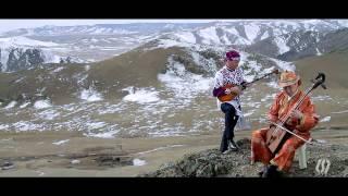 モンゴル音楽:モンゴル馬頭琴とカザフドンブラのメロディ_Mongolian Morin khuur and dombra