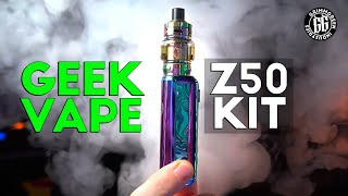 GeekVape Z50 Kit | Here's The Thing