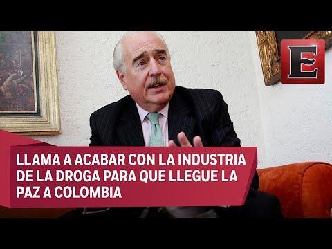 Las armas de las FARC se quedan en Venezuela: Andrés Pastrana