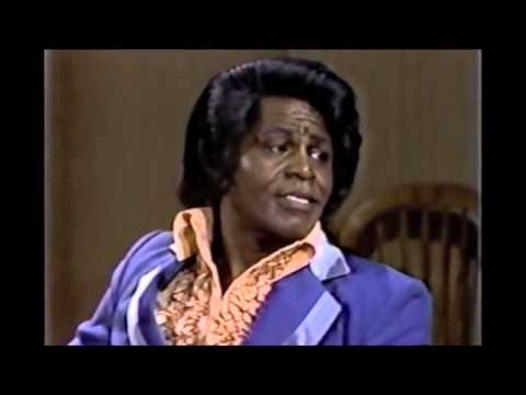 James Brown Interview 1982