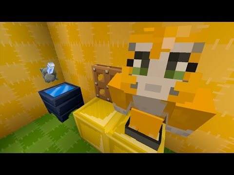 Minecraft Xbox - Qweet To Build A Gold Toilet (159)