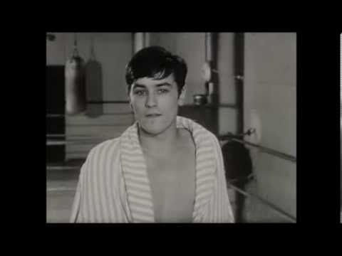 Alain Delon - Interview (1959)
