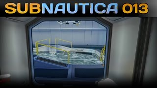 Subnautica [013] [Die komplizierte Andockbucht] [Let's Play Gameplay Deutsch German] thumbnail