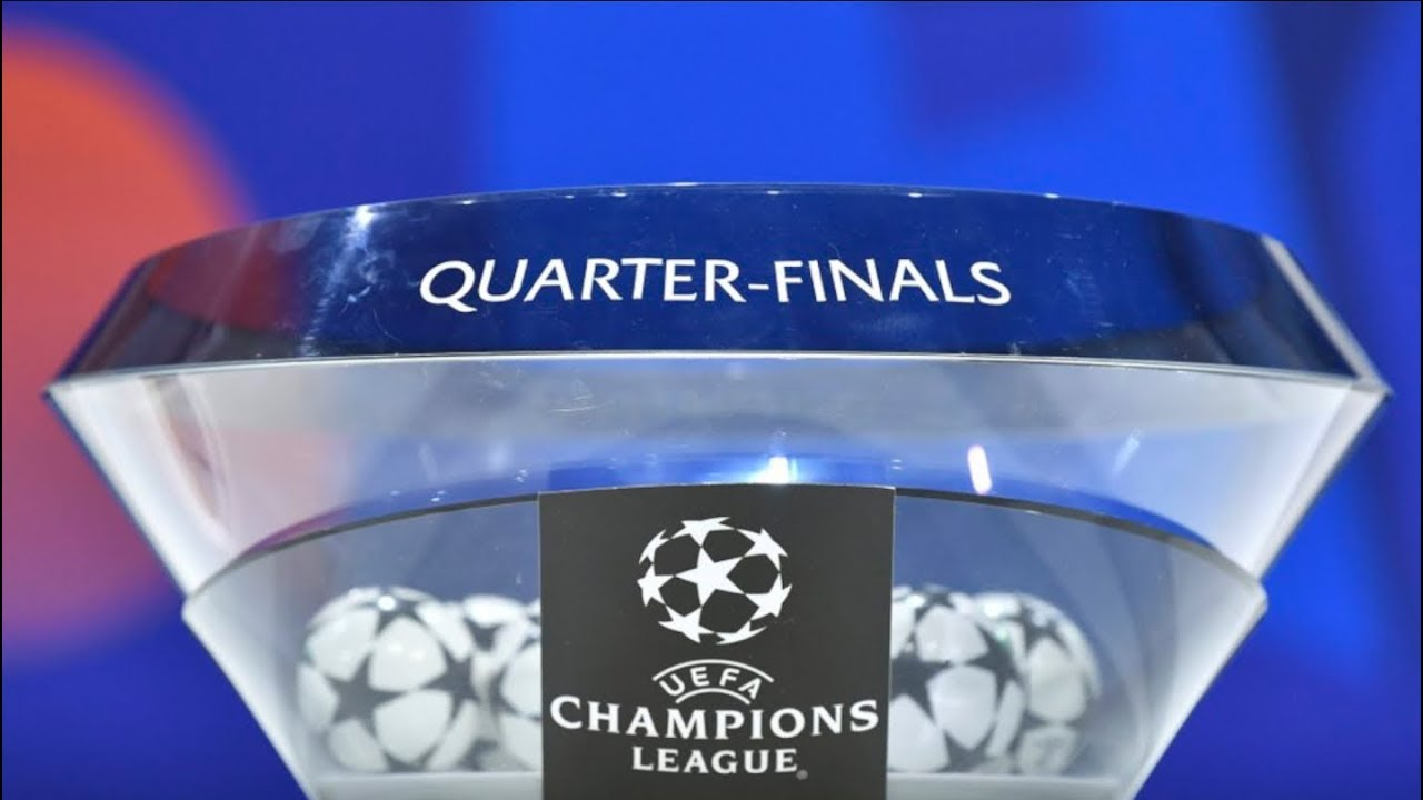 Barcelona Vs Man Utd Champions League Quarter Final Draw 2019 In