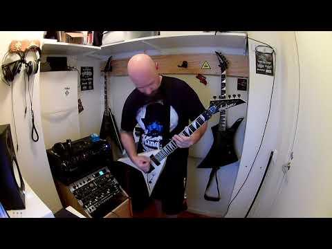 WARFECT - Pestilence (Guitar Playthrough)| Napalm Records