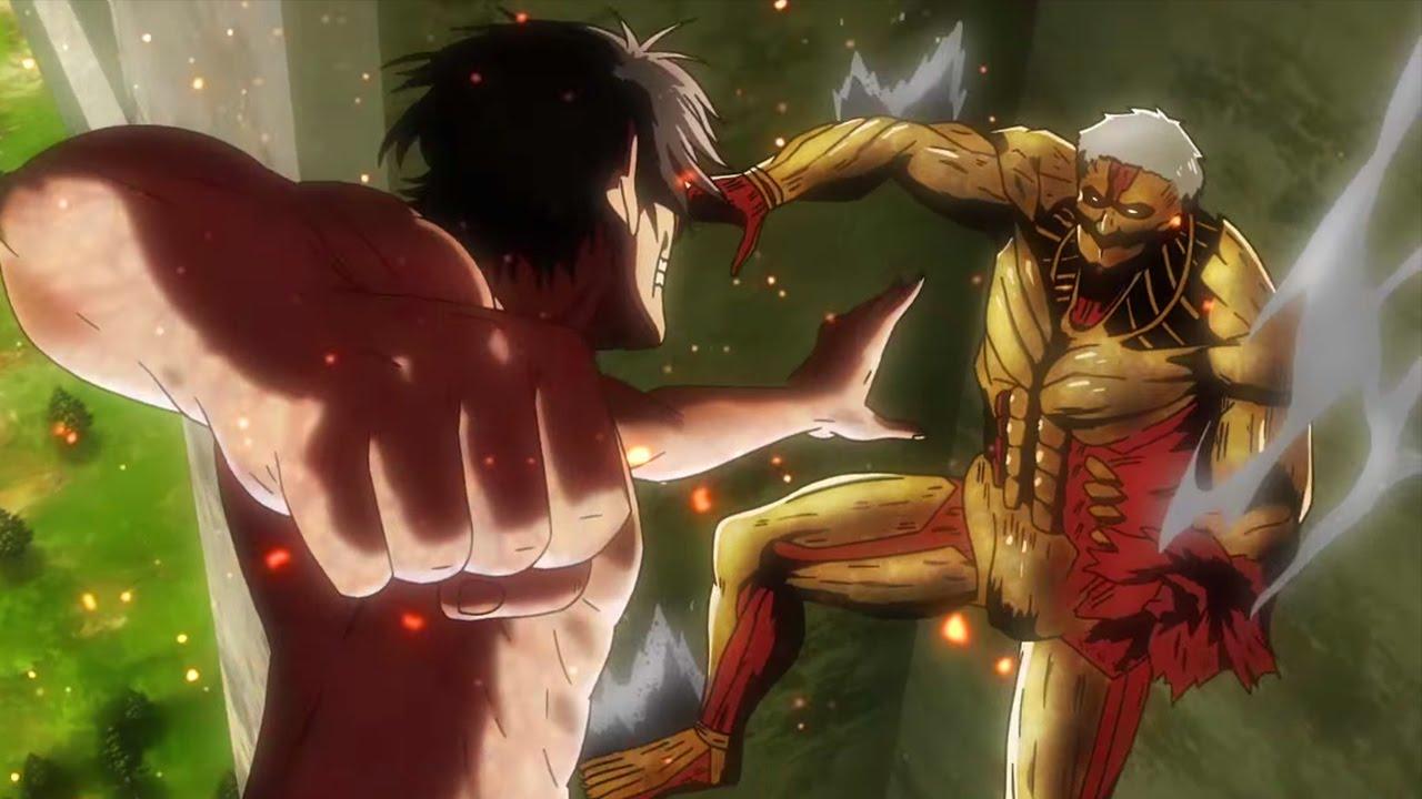 Attack On Titan 2 Staffel
