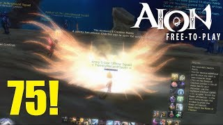 Aion 5.8 - 376 Days of lvling