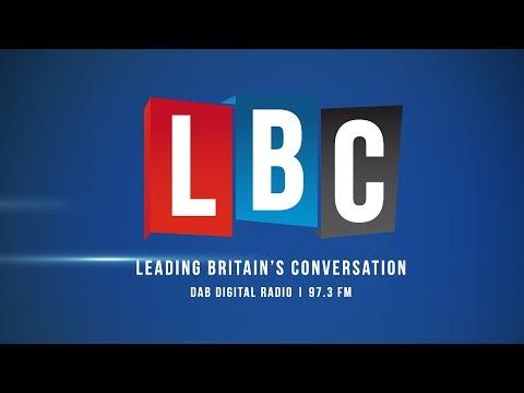 RBS Chief Ross McEwan Live On LBC