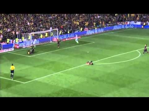 Barcelona vs Real Madrid Gareth Bale OLYMPIC SPRINT And Winning Goal SICKKKK