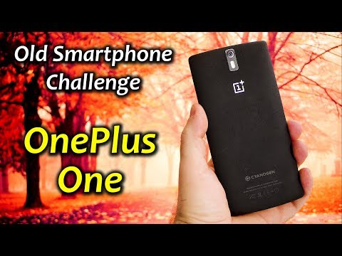 OnePlus One in 2018 | Old Smartphone Challenge