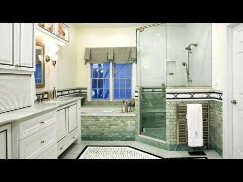 Design Bathroom Tile Layout