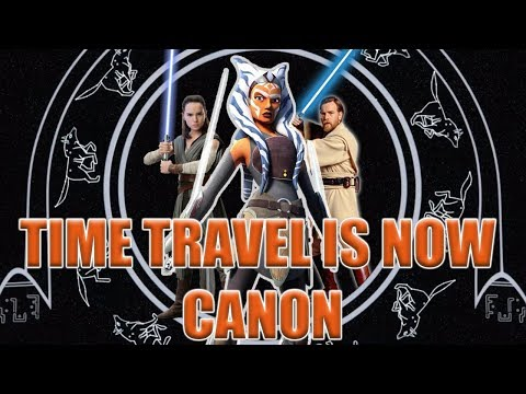 So... Star Wars Rebels Just Made Time Travel Canon