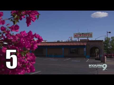 Tucson Restaurants Featured On TV