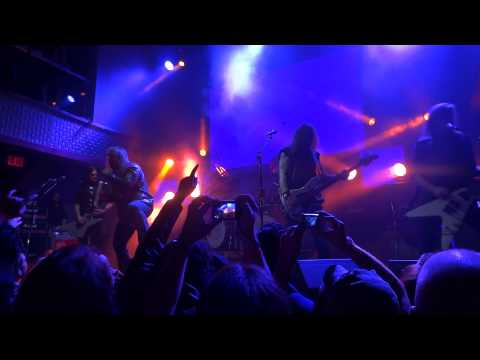 Helloween - Waiting for the Thunder [Live @ Stage 48, NY - 09/24/2013]