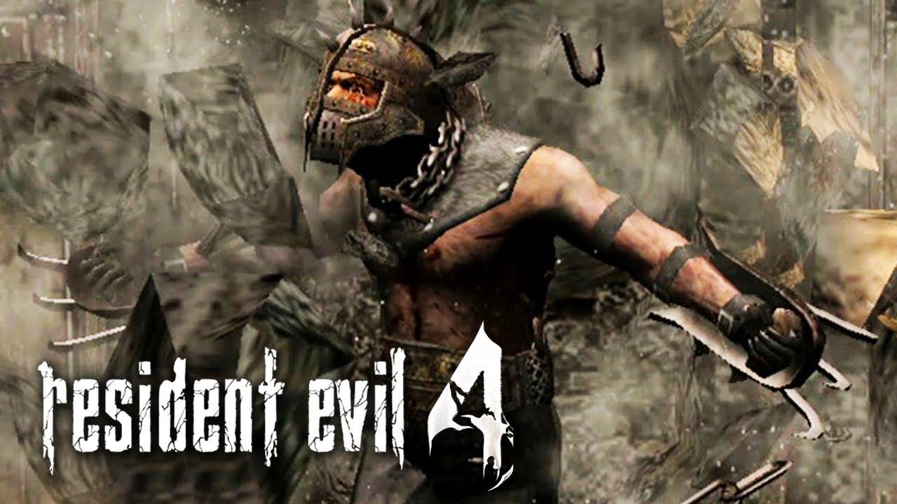 RESIDENT EVIL 4 - #9: GRRNHAWRRR - YouTube