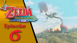 LoZ: The Wind Waker HD ep.6: Dungeon Crawling!