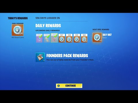 Collect Daily Rewards Instantly In Fortnite Save The World (Fortnite Glitches)
