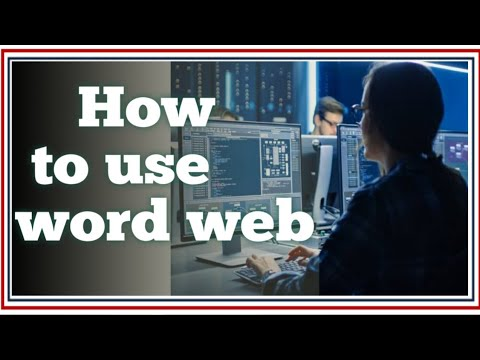 How To Use WordWeb Pro NewHow To Use WordWeb Pro