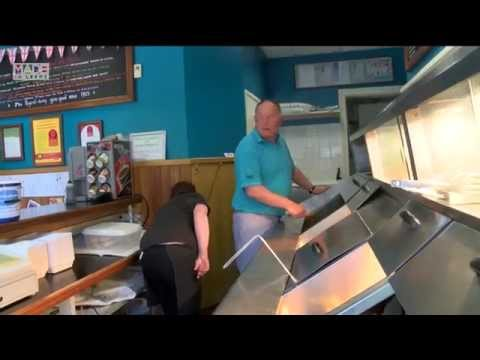 The 90 Year Old Fish And Chip Takeaway