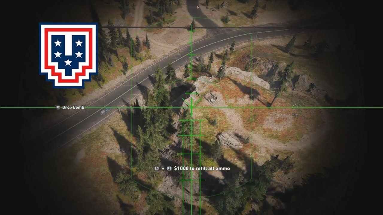 All Shrine Locations False Idols Side Mission Far Cry 5