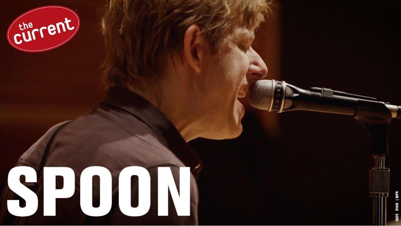 Spoon - two songs in The Current studio (2017)