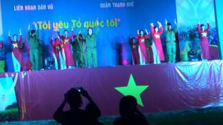 Dân vũ Thanh Khê - Giai điệu tự hào