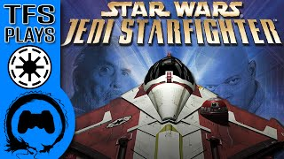 STAR WARS: Jedi Starfighter - TFS Plays (TeamFourStar)