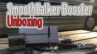 SmoothTalker Mobile RV X6 Cellular Booster Unboxing