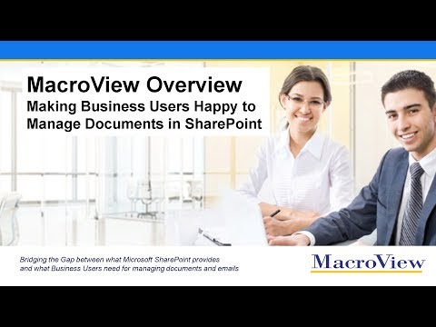MacroView OverView