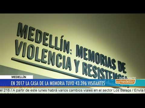 El Museo Casa de la Memoria se convirtió en referente cultural de Medellín [Noticias] - Telemedellín