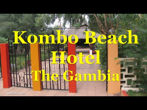 Kombo Beach Hotel Gambia  Kerst 2015