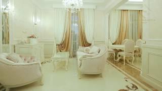 Квартира в классическом стиле. Обзор реализованного интерьера | AR Design