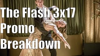 The Flash 3x17 Musical Crossover Promo Breakdown