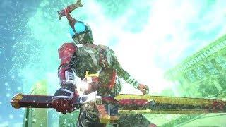 Kamen Rider Kabuto Hyper Form | Kamen Rider Climax Fighter